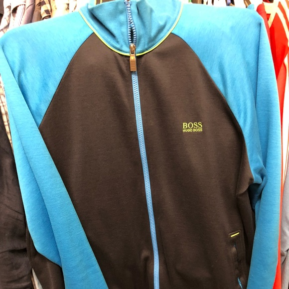 5007b9d8bb7 Hugo Boss Other - Hugo Boss Track Jacket